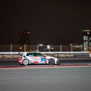 JELMINI AL VIA DELLA 24 ORE DI DUBAI CON IL TEAM AUTORAMA MOTORSPORT BY WOLF-POWER RACING