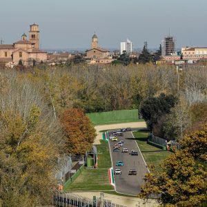 A IMOLA FELICE JELMINI TERMINA LA STAGIONE  DEL TCR ITALY CON UN ALTRO PODIO